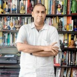 Naresh Fernandes, author of Taj Mahal Foxtrot: The Story of Bombay's Jazz Age and City Adrift: A Short Biography of Bombay